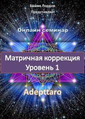 БАННЕР Матричная коррекция